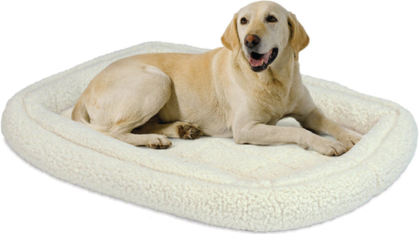 Quiet Time Deluxe Double Bolster Bed - aomega-products