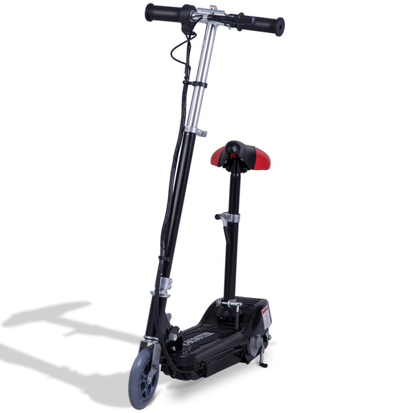 Folding Rechargeable Seated Motorized Electric Scooter - aomega-products