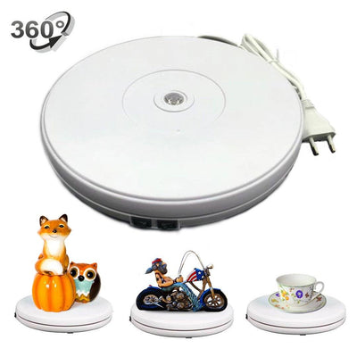 360 Degree Rotating Turntable The Flashery