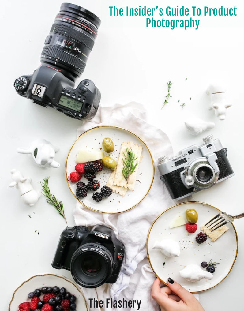 The Insider's Guide to Product Photography
