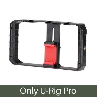 SMARTPHONE VIDEO RIG - FILMMAKING VIDEO STABILIZER STAND Stabilizers Jeebel CE Store Only U-rig Pro