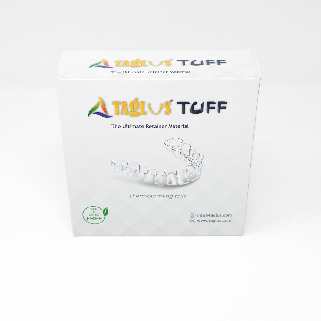 Taglus TUFF .030 x 125mm Round - 50 Pack