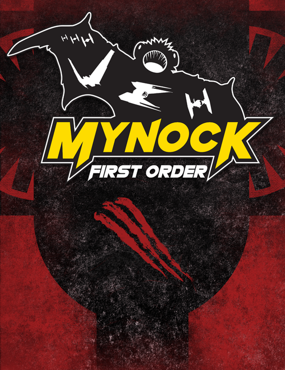 Mynock Card Binder - First Order