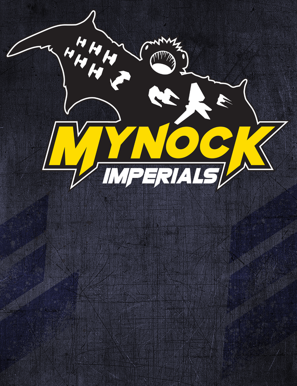 Mynock Card Binder - Imperials