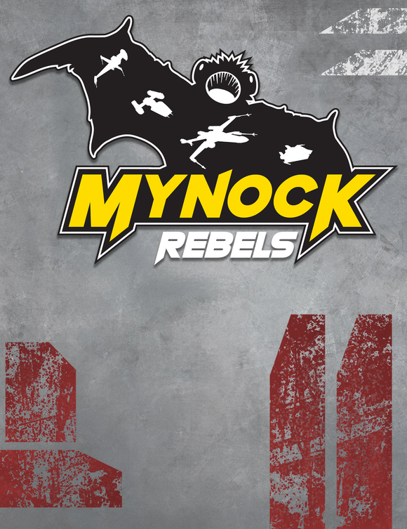 Mynock Card Binder - Rebels