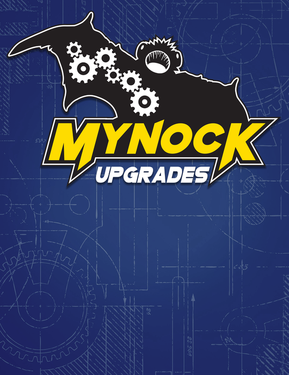 Mynock Card Binder - Upgrades