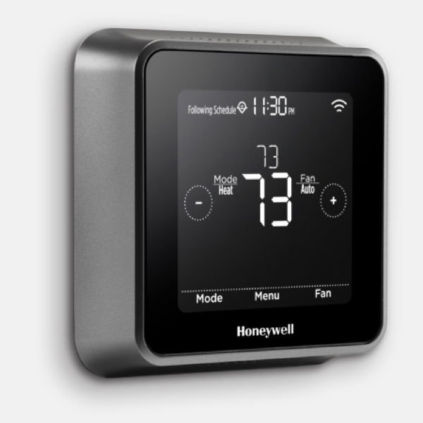 Honeywell Lyric™ T5+ Wi-Fi Thermostat image 11216040525910