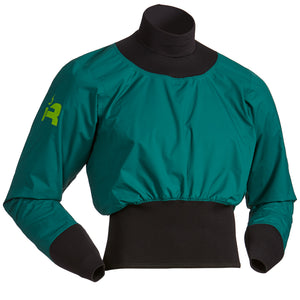 Long sleeve ultra-lightweight kayak paddle jacket