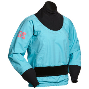 Women's kayaking dry top