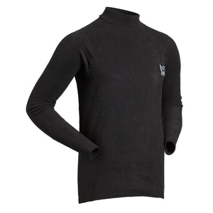 Men's long sleeve heavyweight layering top for outdoor sports