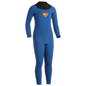 Kid's Thick Skin Union Suit