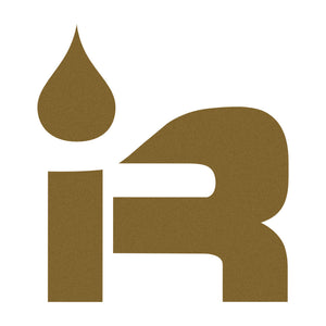 Immersion Research die-cut decal gold