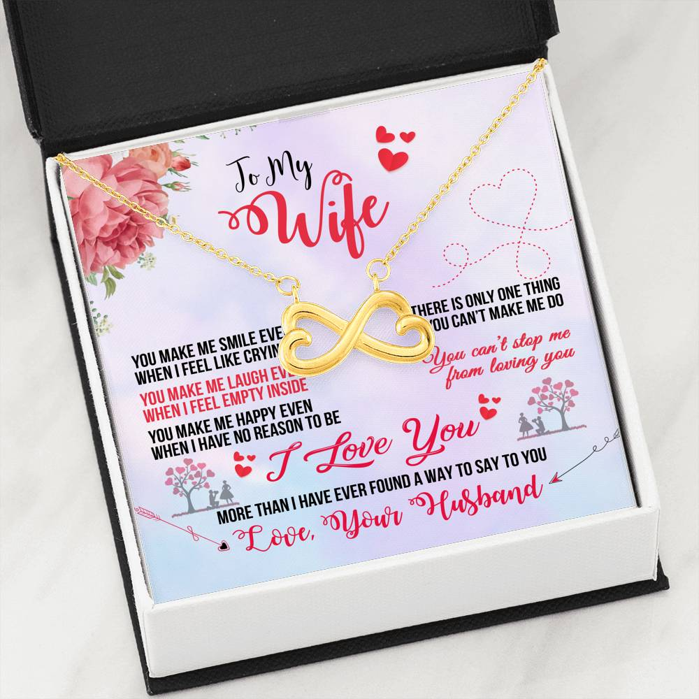 Infinite Love to My Beautiful Wife! - goldenandvintage-