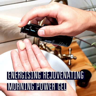 Inner Rise + Morning Power Gel Kit - John Leo Rose