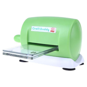 Die Cutting and Embossing Machine