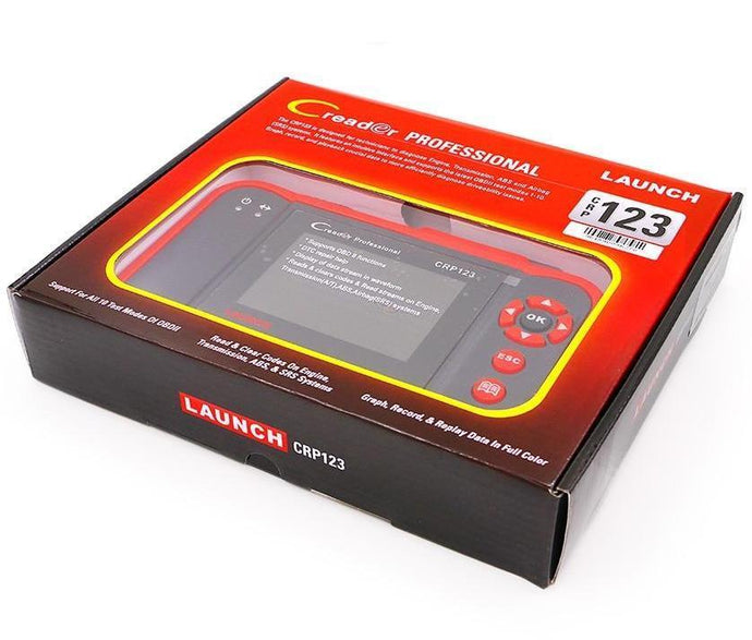 Auto Diagnostic Code Reading Scanner