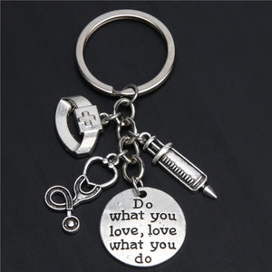Occupation Key Rings