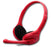 Edifier K550 Gaming Headset With Microphone - Red - EDFR-HS-K550/RED