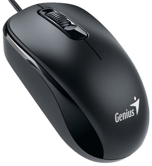 Genius DX-110 Full Size USB Mouse - MSE-GEN/DX110