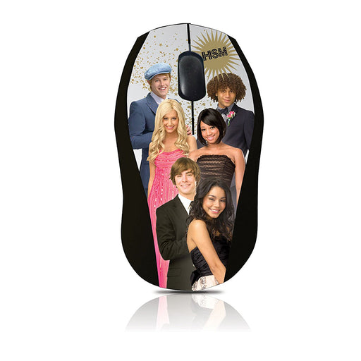 Disney High School Musical Optical Wired Mouse - MSE-DIS-HSM