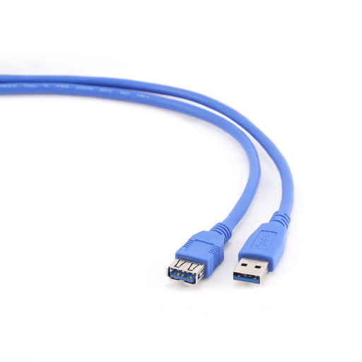 Cablexpert 1.8 Metre USB 3.0 Extension Cable A to A - M/F - CB-USB3-EXT/1.8M