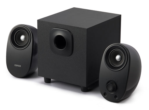 Edifier M1390 2.1 Multimedia Speaker System - Black - CM-M1390