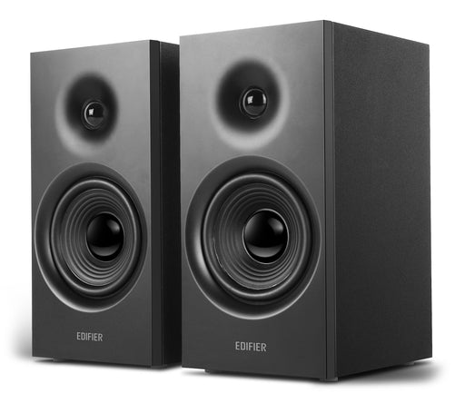 Edifier R1080BT Active Bluetooth Bookshelf Speaker Set - Black - CM-R1080BT/BLK