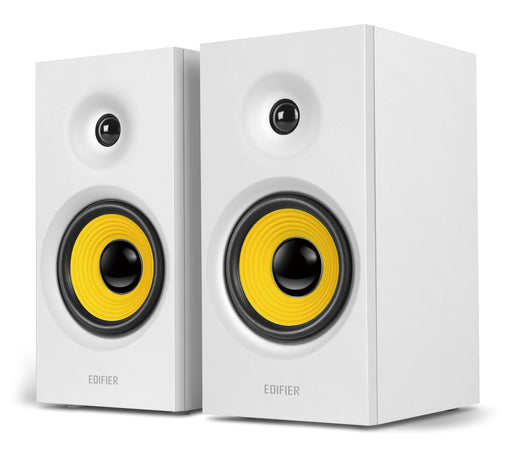Edifier R1080BT Active Bluetooth Bookshelf Speaker Set - White - CM-R1080BT/WHT