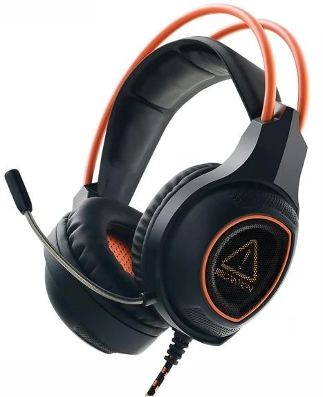 Canyon 7.1 USB Gaming Headset with Microphone - Orange - CND-SGHS7