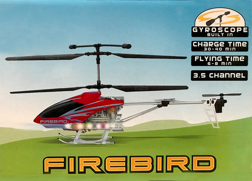 Firebird R/C Helicopter - RC-9928-FIRE