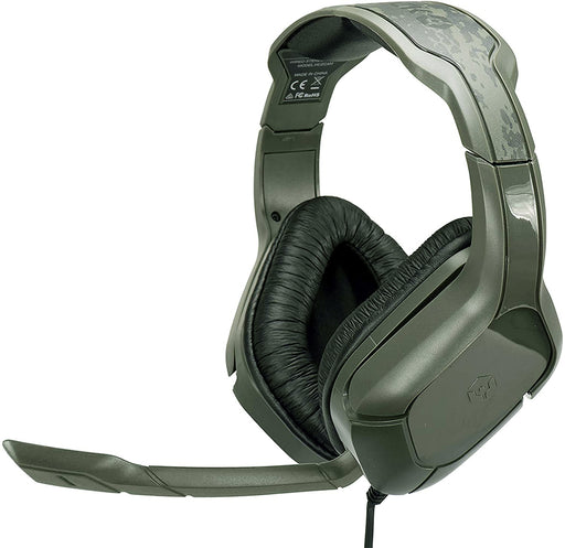 Gioteck HC2+ Wired Stereo Gaming Headset - Camo - GIO-HC2/CAMO