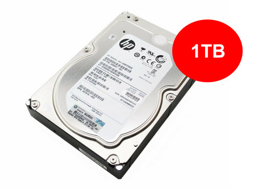 "Refurbished 3.5"" Internal Hard Drive - 1TB - HDD-RF-INT-3.5/1TB"