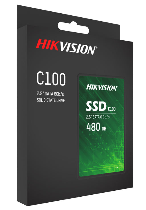 "HikVision 480GB 2.5"" Internal SSD - HW-SSD-480GB"