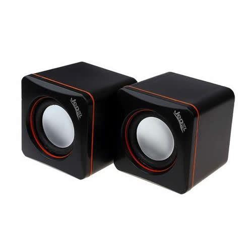 Jedel High Intensity USB Powered Mini PC Speakers - CM-JED-CK4