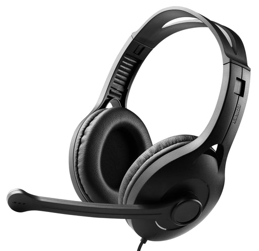 Edifier K800 High Performance USB PC / Laptop / Computer Headset With Microphone - Black - EDFR-HS-K800U/BLK