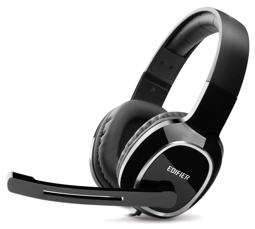 Edifier K815 High Performance USB PC / Laptop / Computer Headset With Microphone - Black - EDFR-HS-K815U/BLK