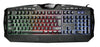 Jedel Knights Templar Elite 4 in 1 RGB Gaming Set - Keyboard And Mouse With Headset & XL Mouse Mat - KB-JED-CP04