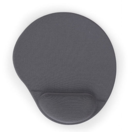 Gembird Gel Wrist Rest Mouse Pad - GREY - MP-GEL/GREY