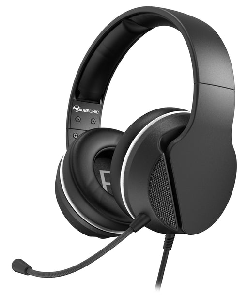 Subsonic Wired Gaming Headset With Microphone For Xbox Series X / S - Black - SUB-5604