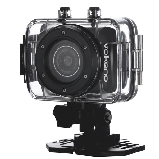 Volkano Excite Series HD Action Camera - VOLK-VK-100000