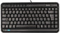 A4Tech Black Slimline Mini Keyboard - USB - A4-KL5/BLK