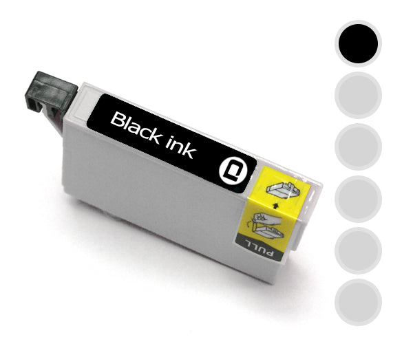 Epson T1301 Black Compatible Ink Cartridge - INK-E1301/B