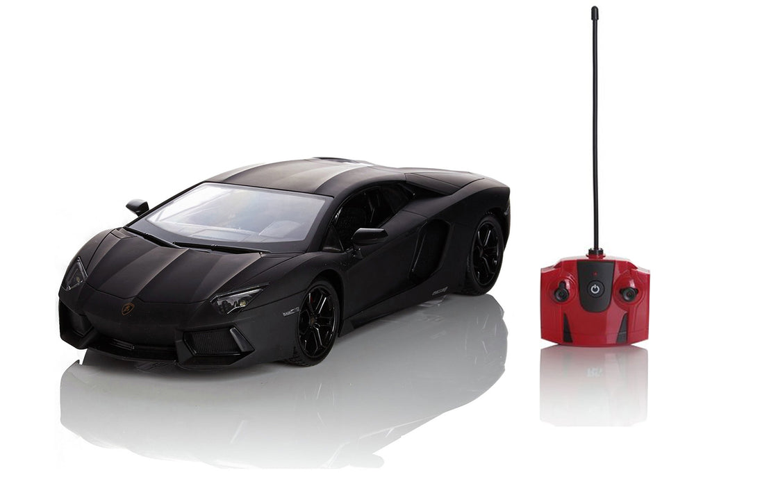 Lamborghini Aventador Lp700 4 1 24 Remote Control Car Black Rc