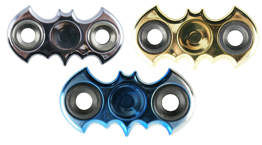 Bat Shaped Spinner - Various Colours - Sold Separately - SPIN-9
