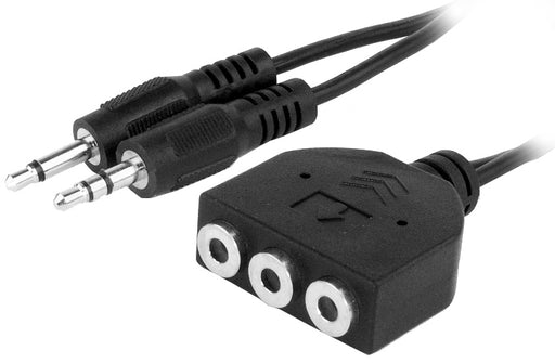 Cablexpert Microphone & Headphone Extension Cable - CB-AV-MIC-01