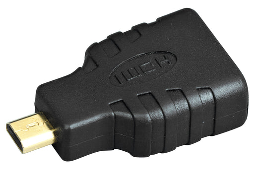 Cablexpert HDMI Female To HDMI Micro Male Adapter  - CB-HDMI-MICRO-ADPT