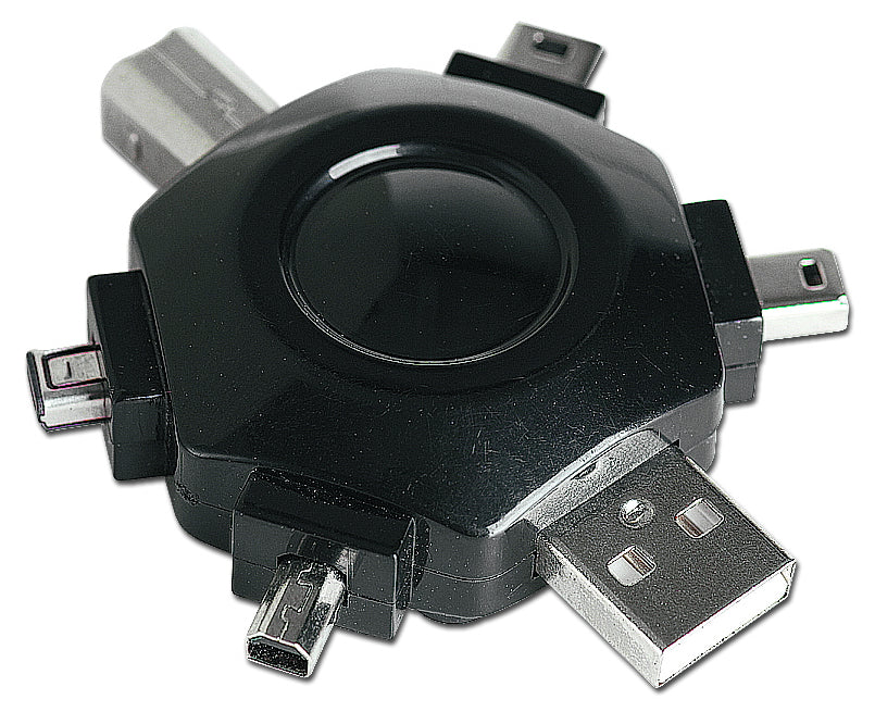 Cablexpert Universal USB Multi Ended Adapter - CB-USBCAM3