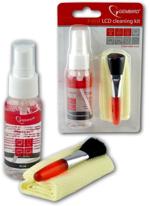 Gembird LCD / TFT Cleaning Kit - CK-LCD