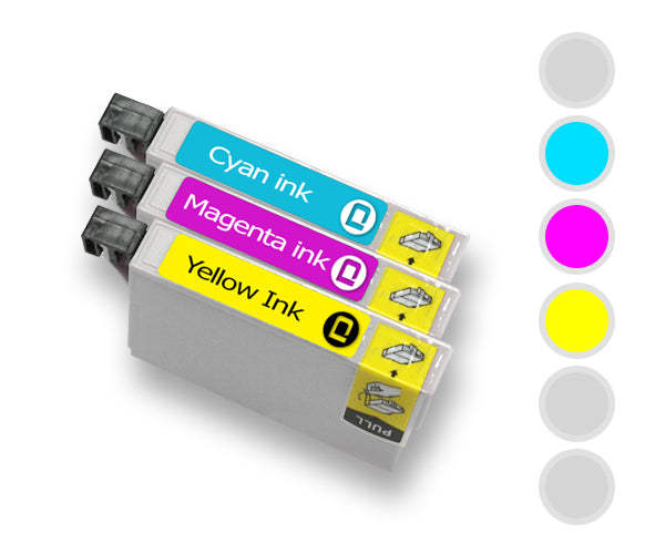 Epson T052 Colour Compatible Ink Cartridge - INK-E052/COL
