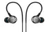 Edifier P281 Sweatproof Sports Earphones With Microphone - Silver - EDFR-EAR-P281/BK-SIL